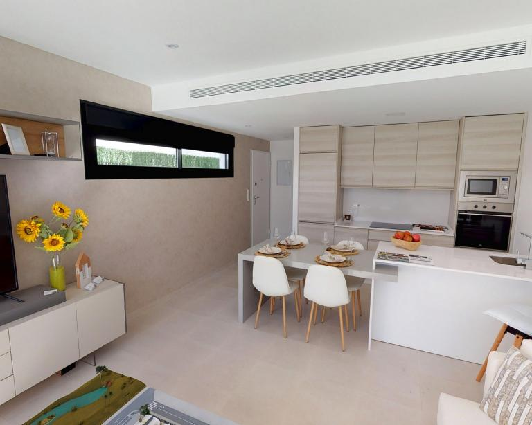 Nice new build villas on a great location in San Pedro in Nieuwbouw Costa Blanca