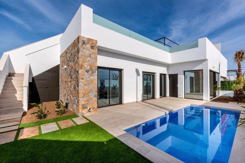 Villa in Pilar de la Horadada - Newbuild in Nieuwbouw Costa Blanca