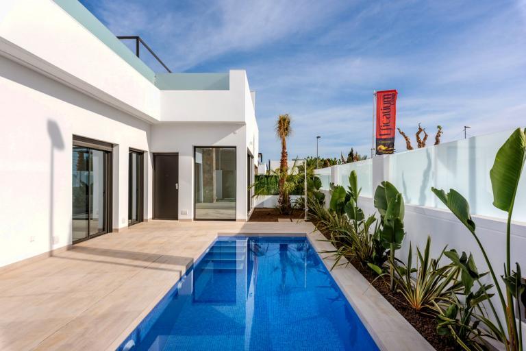 Villa in Pilar de la Horadada - Newbuild Nieuwbouw Costa Blanca