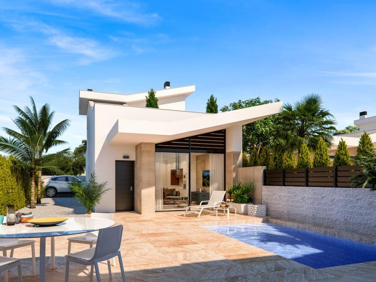2 or 3 bedroom option property - Benijofar Nieuwbouw Costa Blanca
