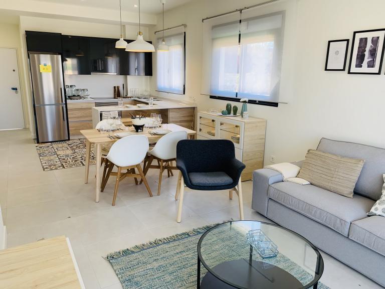 New apartments in golf resort Alhama Golf, Murcia Nieuwbouw Costa Blanca