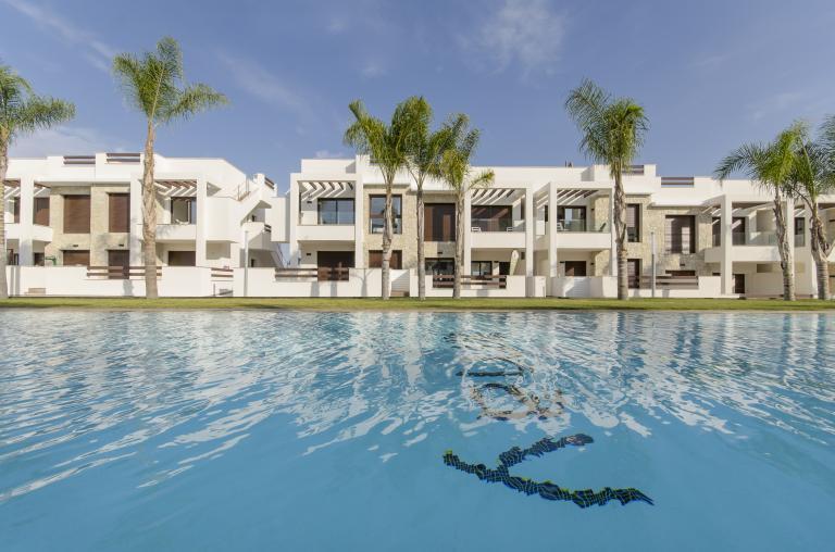 New apartments in Los Balcones - Torrevieja in Nieuwbouw Costa Blanca
