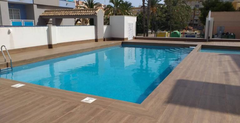 1 and 2 bedroom apartments city center Torrevieja NEW in Nieuwbouw Costa Blanca