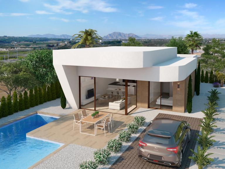 Design villas to your wish - Benijofar in Nieuwbouw Costa Blanca