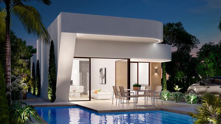 Design villas to your wish - Benijofar Nieuwbouw Costa Blanca