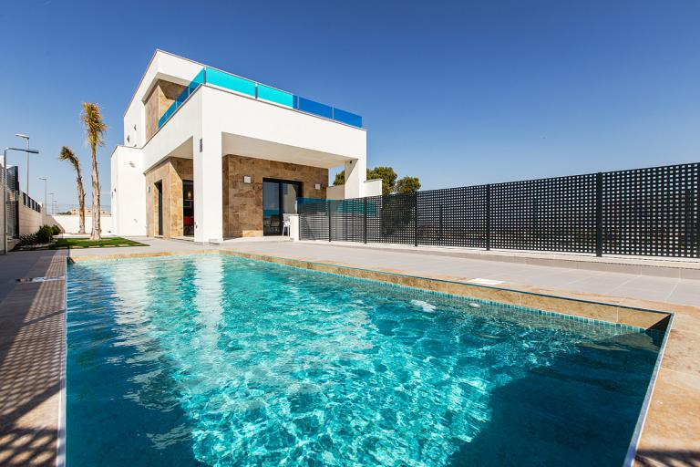 Stunning new build villas for a good price! Bigastro in Nieuwbouw Costa Blanca