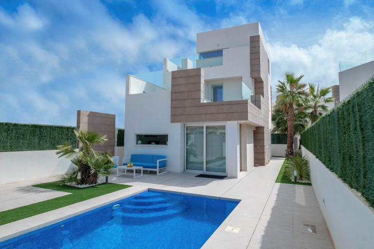 Independent villas in Guardamar - El Raso in Nieuwbouw Costa Blanca