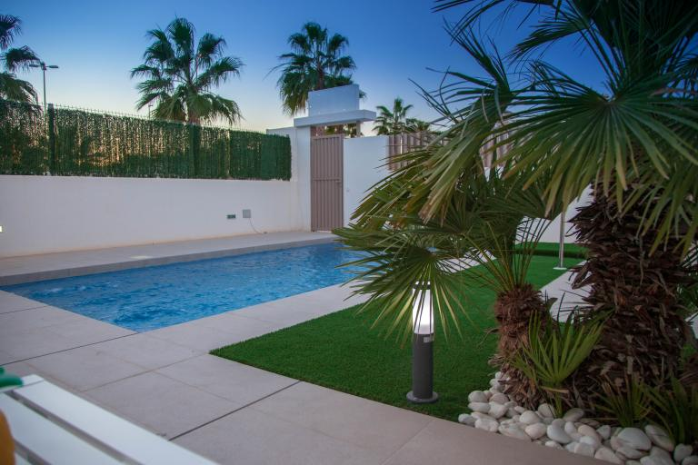 Independent villas in Guardamar - El Raso Nieuwbouw Costa Blanca