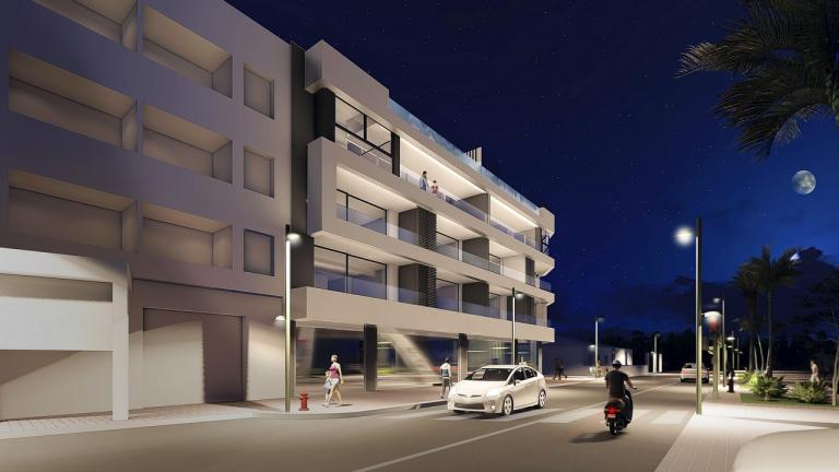 Elegance perfection close to the beach, new apartments Nieuwbouw Costa Blanca